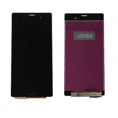 Ecran Sony Z3 Noir Sans Châssis