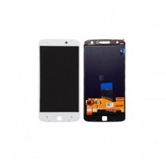 Ecran LCD pour Motorola Moto Z2 Play Blanc