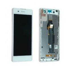 Ecran LCD Sony Xperia X Performance Rose Origine Constructeur