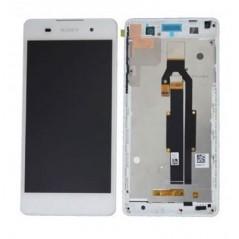 Ecran Sony E5 Blanc (sans châssis)