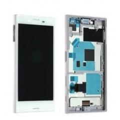 Ecran LCD Sony Xperia X Compact Blanc Origine Constructeur