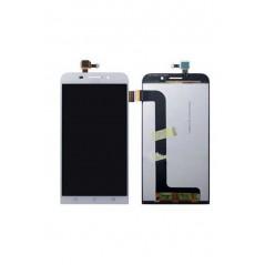 Ecran Asus Zenfone MAX ZC550KL Blanc (LCD + vitre tactile)