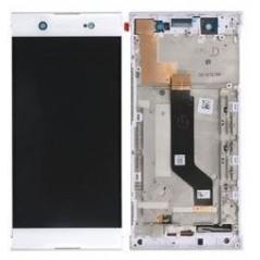 Ecran Sony XA1 Ultra Blanc (LCD+Tactile)