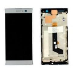 Ecran LCD Sony Xperia XA2 Argent Origine Constructeur