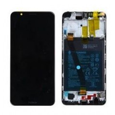 Ecran Huawei Honor 7X Noir Complet Origine Constructeur