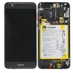 Ecran Huawei Honor 8 Noir Complet Origine Constructeur
