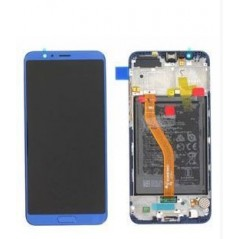 Ecran Huawei Honor View 10 Bleu Complet Origine constructeur