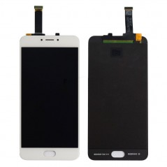 Ecran LCD pour Meizu MX6 Blanc