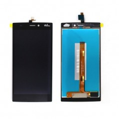 Ecran LCD pour WIKO Ridge 4G Noir
