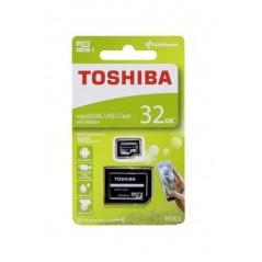 Carte micro usb SDHC UHS-I TOSHIBA 32 GB
