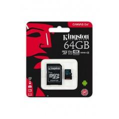 Carte micro SDXC 64go Kingston