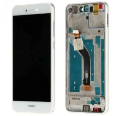 Ecran Huawei P9 lite - Blanc Avec Chassis