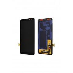 Ecran Origine Neuf Samsung Galaxy A8 2018/SM-A530F - Noir