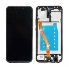Ecran Huawei Mate 20 Lite Noir (Original reconditionné) avec châssis