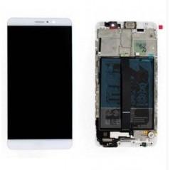 Ecran Huawei Mate 9 Argent Complet Origine Constructeur