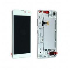 Ecran LCD pour NOKIA 650 avec chassis Blanc