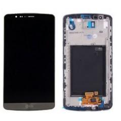 Ecran LG G3 Noir Avec châssis