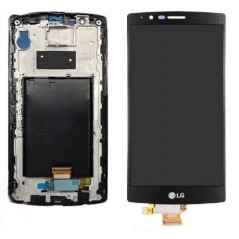Ecran LG G4 avec châssis Noir