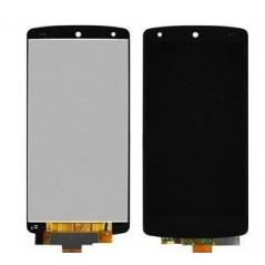 Ecran LG Nexus 5 Noir Avec Châssis