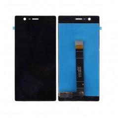 Ecran LCD Nokia 3 Noir (Original) Sans châssis