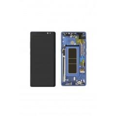 Ecran Origine Neuf Samsung Note 8 Bleu