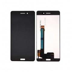 Ecran LCD pour Nokia N6 Noir