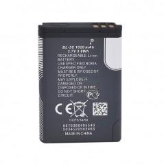 Batterie Nokia BL-5C 1020mah