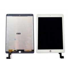 Ecran LCD + vitre iPad Air 2 Blanc