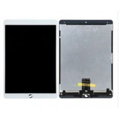 "Ecran LCD + vitre tactile Blanc iPad Pro 10.5"""