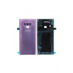 Vitre arrière Samsung Note 9 Violet