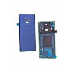 Vitre arrière Samsung Note 9 Bleu