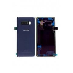 Vitre Samsung Note 8 Bleu Service Pack