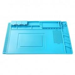 Tapis isolant thermique en silicone