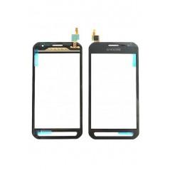 Vitre tactile Samsung Xcover 4 Noir