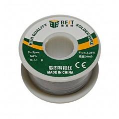 Bobine de fil d'étain pour soudure de 1mm