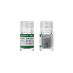 Bille d'aluminium 0.5mm pour soudure