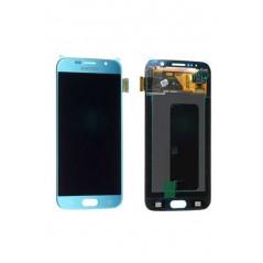 Ecran Samsung Galaxy S6 Bleu