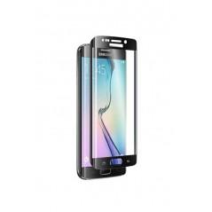 Verre trempé incurvé Samsung Galaxy S6 Edge Noir