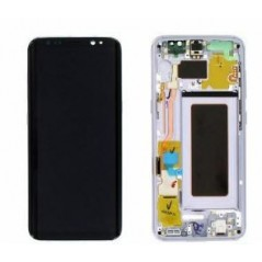 Ecran Samsung Galaxy S8 - Violet (Service Pack)