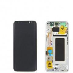 Ecran Samsung Galaxy S8 - Argent Polaire (Service Pack)