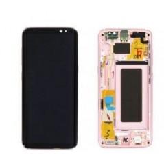 Ecran Samsung Galaxy S8 - Rose (Service Pack)