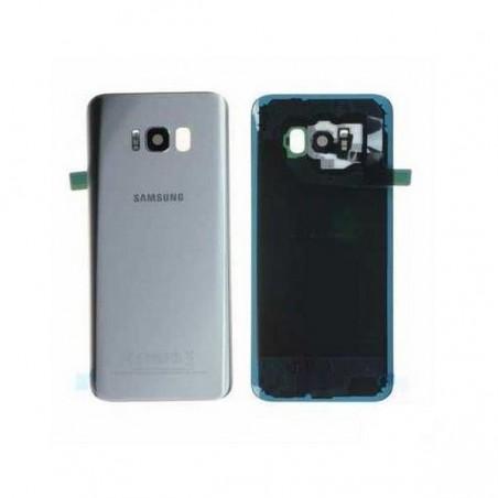 Back Cover Samsung S8+ Argent