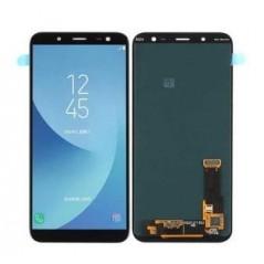 Ecran Samsung J8 2018 Noir SM-J810F (Service Pack)