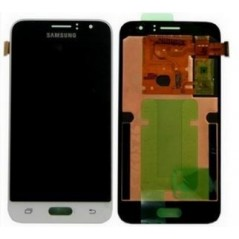 Ecran Samsung J1 2016/SM-J120 Blanc Origine Neuf