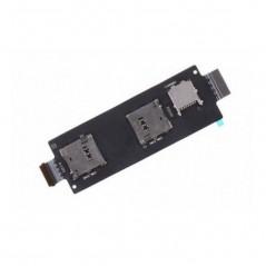 Connecteur SIM pour Asus Zenfone 2 ZE550ML