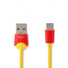 Câble Remax Micro USB 1 métre Chips