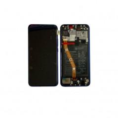 Ecran LCD pour Huawei P Smart Plus Violet Complet Origine Constructeur