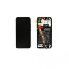Ecran LCD pour Huawei P Smart Plus Noir Complet Origine Constructeur