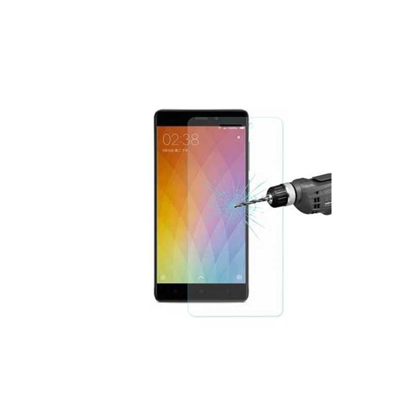Verre trempé Xiaomi Redmi 4A en packaging
