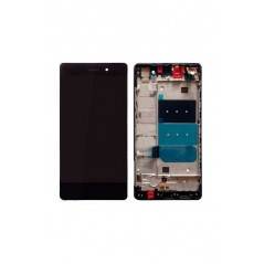 Ecran Huawei P8 Noir (Original) avec châssis